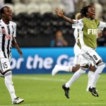 mazembe in finale, 2 a 0 all'internacional